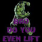 Hulk Swole by thebarnowl