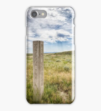Paths Cross iPhone Case/Skin