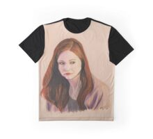 Amy Pond Graphic T-Shirt