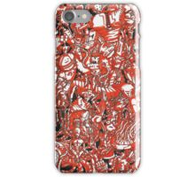 Lots O' Bots iPhone Case/Skin