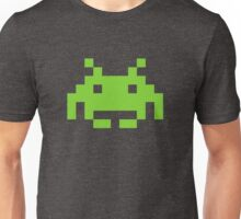 Invaders from space! Unisex T-Shirt