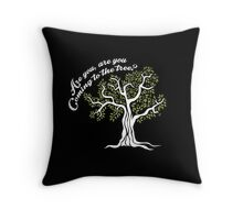 Hunger Games Hanging Tree 2 Throw Pillow