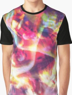 60s Psychedelic Graphic T-Shirt