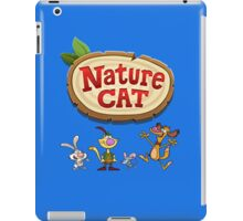 Nature Cat iPad Case/Skin