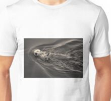 Sea Otter I Toned Unisex T-Shirt