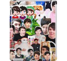 Phan Collage iPad Case/Skin
