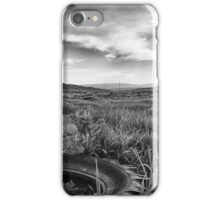 Willow Springs Station iPhone Case/Skin