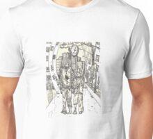 Zombie town Unisex T-Shirt