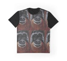 Orangutan Graphic T-Shirt