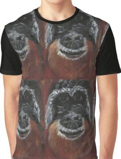 Orangutan Graphic T-Shirt