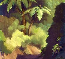 Fern Gully by Patricia Howitt