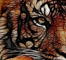 Tiger numero dos by eltdesigns