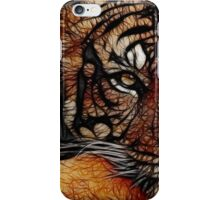 Tiger numero dos iPhone Case/Skin