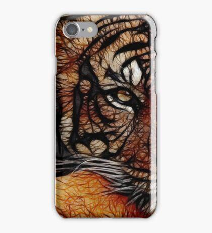Tiger numero dos iPhone Case/Skin