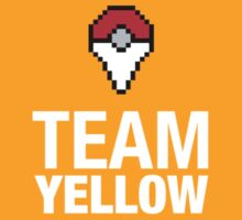 Team Yellow Poké Plus by ZoeTwoDots