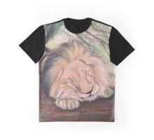 The Lion Sleeps Tonight Graphic T-Shirt