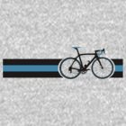 Bike Stripes Team Sky by sher00