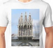 Above the Entrance to the Camposanto Monumentale Unisex T-Shirt