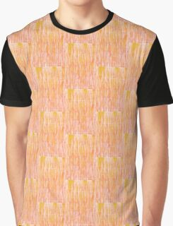 Fiery Burst Graphic T-Shirt