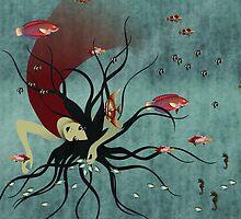 Underwater by franzi