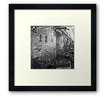 Double Exposure II Framed Print