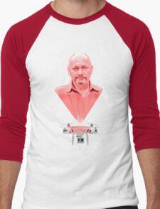 Señor Benjamin. Jardinero extraordinario Men's Baseball ¾ T-Shirt
