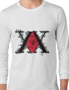 Hunter x Hunter Logo Long Sleeve T-Shirt