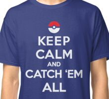 Keep Calm and Pokemon Classic T-Shirt