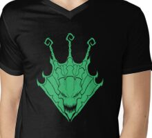THRESH T-shirt design, Hardcover journals, and etc, Mens V-Neck T-Shirt
