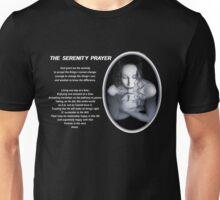 The Serenity Prayer 1 (for dark colors) Unisex T-Shirt
