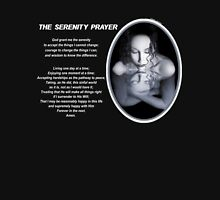 The Serenity Prayer 1 (for dark colors) Unisex T-Shirt