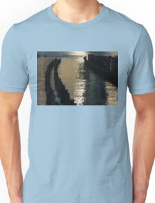 Abstract Radiant Reflections Unisex T-Shirt