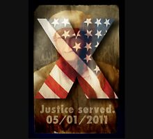 Justice Served. Unisex T-Shirt