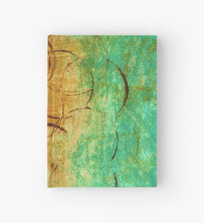 Morning Coffee Hardcover Journal