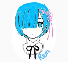 Re:Zero Rem Men's Baseball ¾ T-Shirt