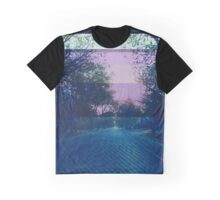 Glitch Street Graphic T-Shirt