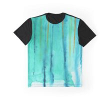 Beach Fence Graphic T-Shirt