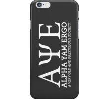 Honorary Member iPhone Case/Skin