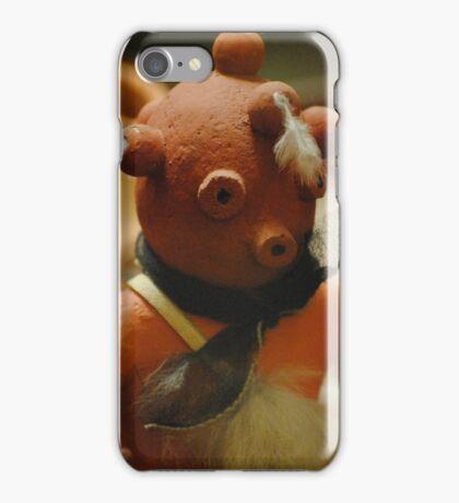 Kachina Doll iPhone Case/Skin