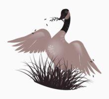 Goose by franzi