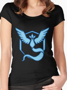 Team Mystic | Pokemon GO Women's Fitted Scoop T-Shirt