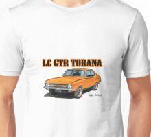 Holden LC Torana in orange Unisex T-Shirt