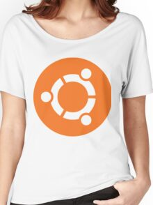 Ubuntu Linux Women's Relaxed Fit T-Shirt