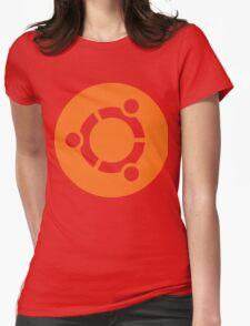 Ubuntu Linux Womens Fitted T-Shirt
