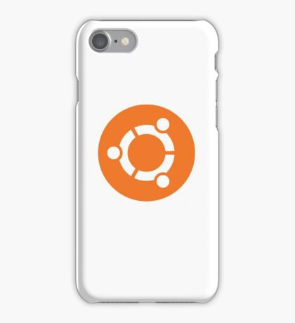 Ubuntu Linux iPhone Case/Skin
