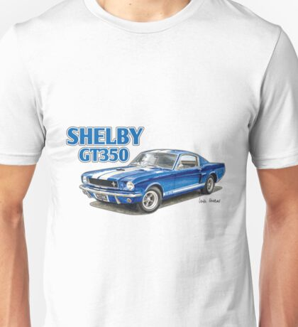Ford Shelby Mustang GT350 Unisex T-Shirt