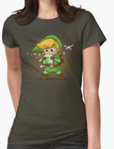 Cartridge of time Womens Fitted T-Shirt