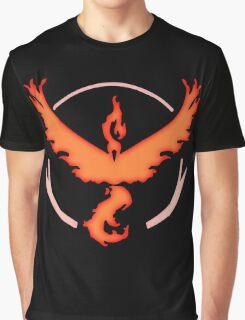 Team Valor | Pokemon GO Graphic T-Shirt