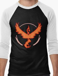 Team Valor | Pokemon GO Men's Baseball ¾ T-Shirt