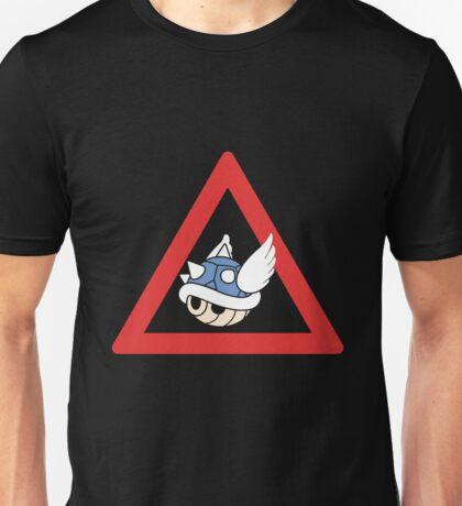 Danger Blue Shell Unisex T-Shirt